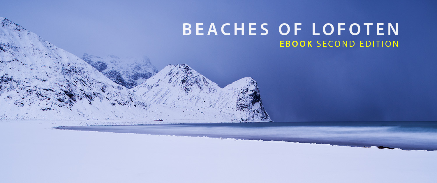 Beaches Of Lofoten Ebook - Second Edition