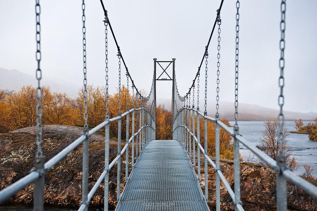 Kungsleden Trail - Abiskojaure