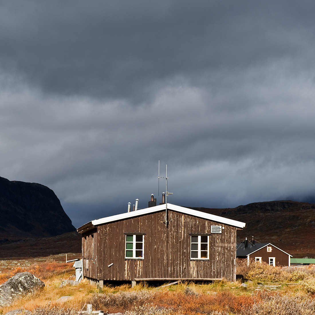 Kungsleden Trail - Singi