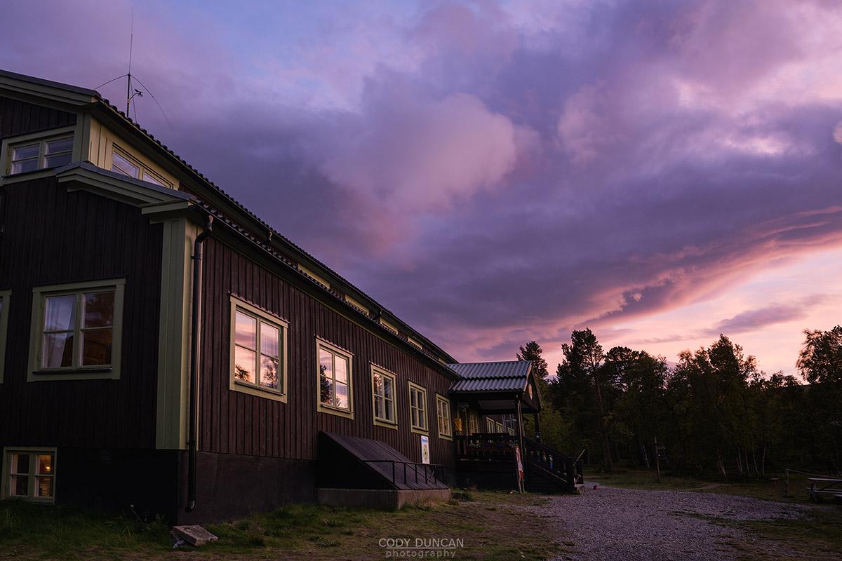 Kungsleden trail - Saltoluokta
