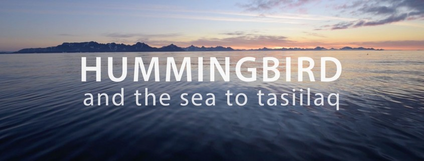 The Sea To Tasiilaq