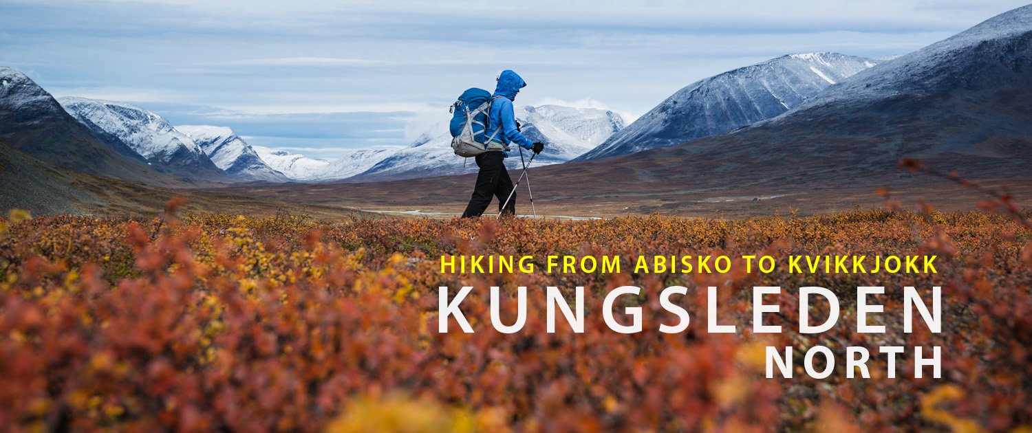 Ebook - Kungsleden North