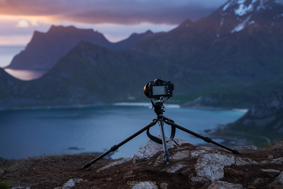 Lofoten photo tour - Arctic Solstice