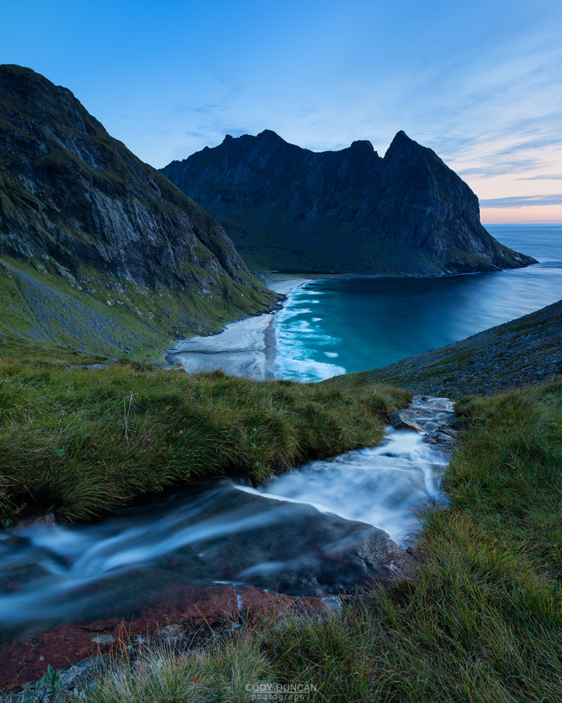 Lofoten photo tour - Distant Beaches