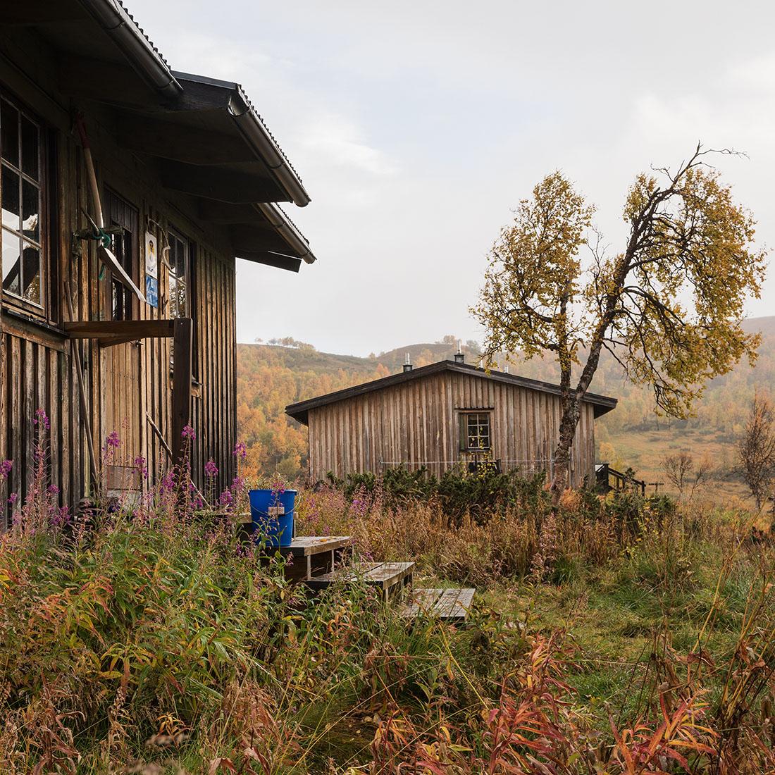 STF Serve hut - Kungsleden Trail
