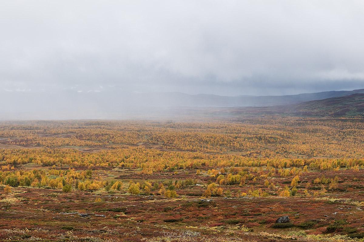 Kungsleden Trail Sweden