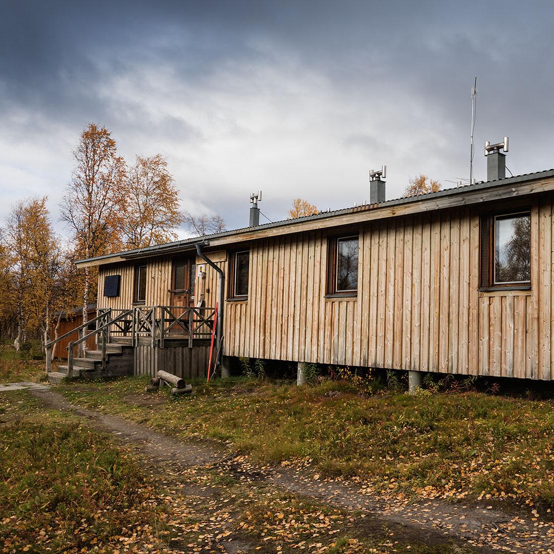 STF Tärnasjö hut