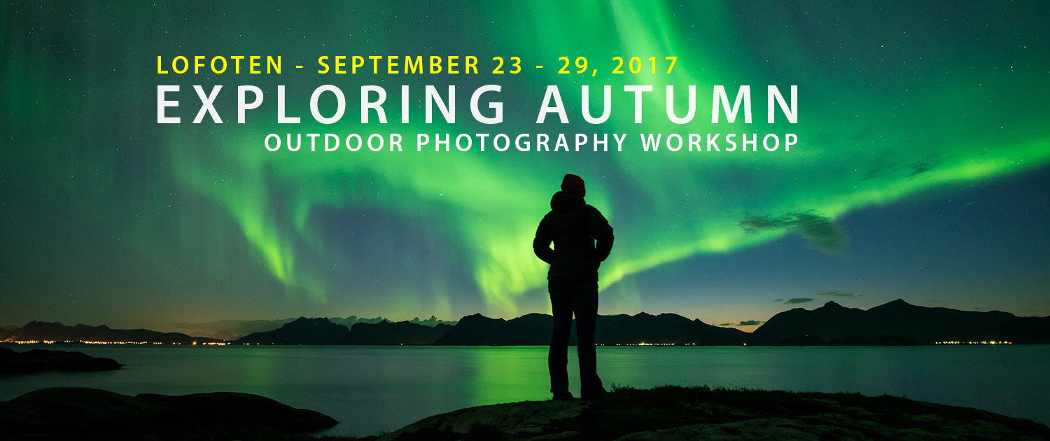 Lofoten Photo Tour - Exploring Autumn - September 2017