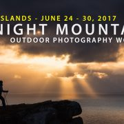 Lofoten Photo Tour - Midnight Mountains - June 2017