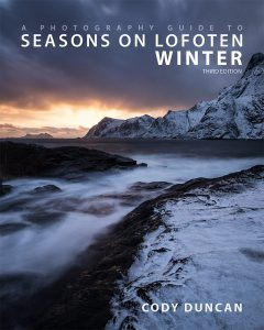 Ebook - Seasons On Lofoten - Winter 3rd edition