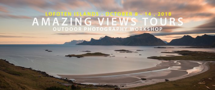 Lofoten Photo Tour - Amazing Views Tours Autumn 2018