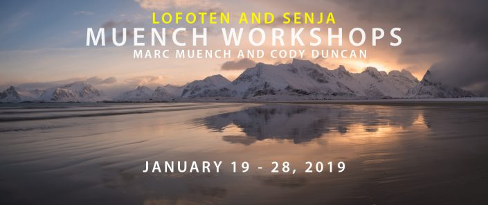 Lofoten Photo Tour - Muench Workshops Winter 2019
