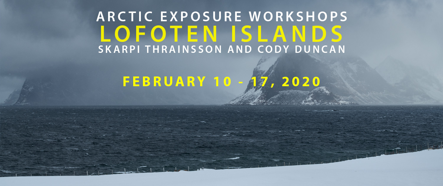 Lofoten Photo Tour - Acrtic Exposure Winter 2019