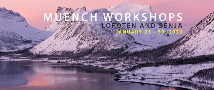 Lofoten And Senja Photo Workshop - January 2020