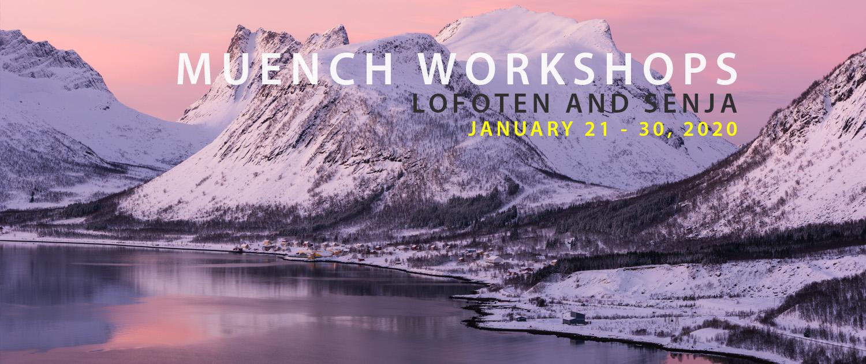 Lofoten And Senja Photo Workshop - January 2020
