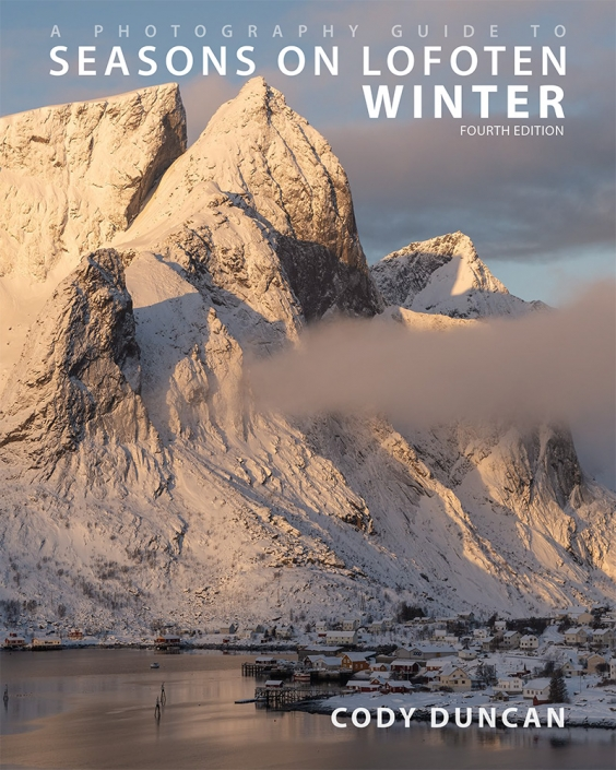 Seasons On Lofoten Winter - 4th edition
